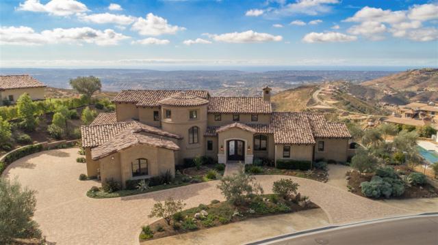 8717 Via Rancho Cielo, Rancho Santa Fe, CA 92067 (#170058190) :: Klinge Realty