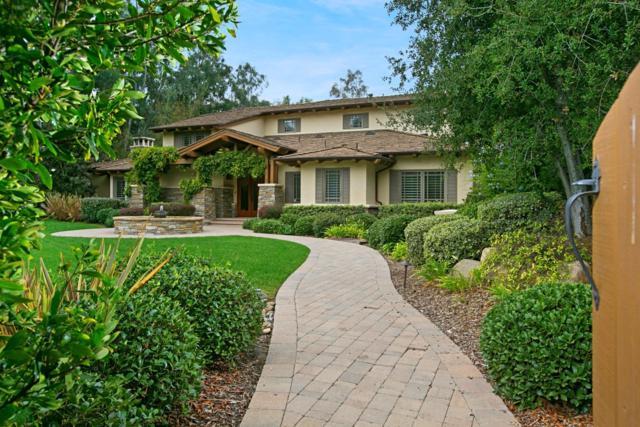 15808 Via Del Alba, Rancho Santa Fe, CA 92067 (#170058478) :: Klinge Realty