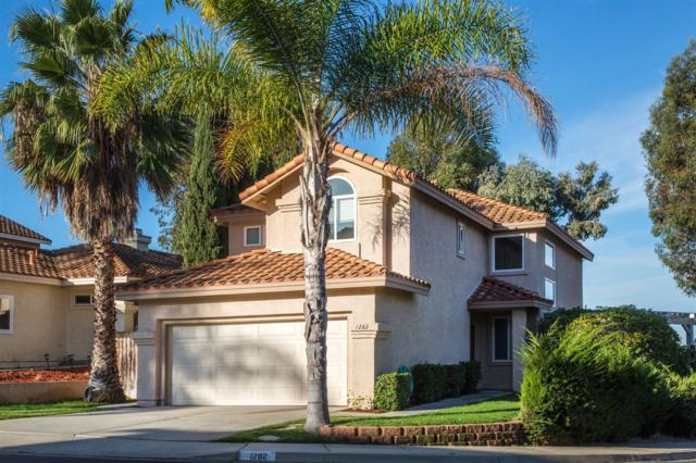 1282 Via Angelica, Vista, CA 92081 (#170058935) :: Coldwell Banker Residential Brokerage
