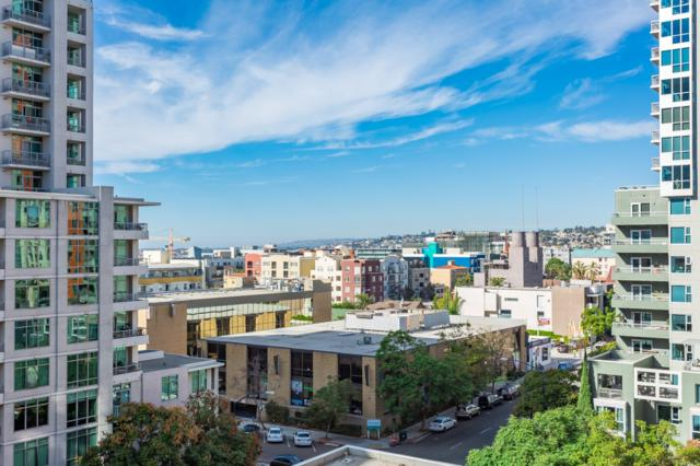 350 W Ash St #701, San Diego, CA 92101 (#170058956) :: Welcome to San Diego Real Estate