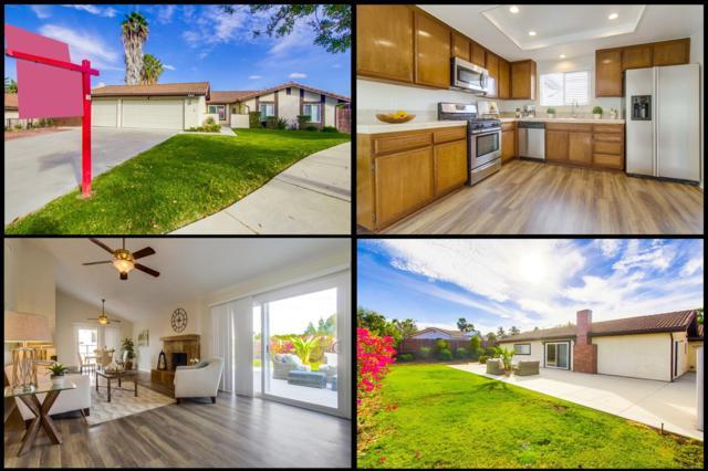 1790 Coyote Ct, Vista, CA 92084 (#170059029) :: Coldwell Banker Residential Brokerage