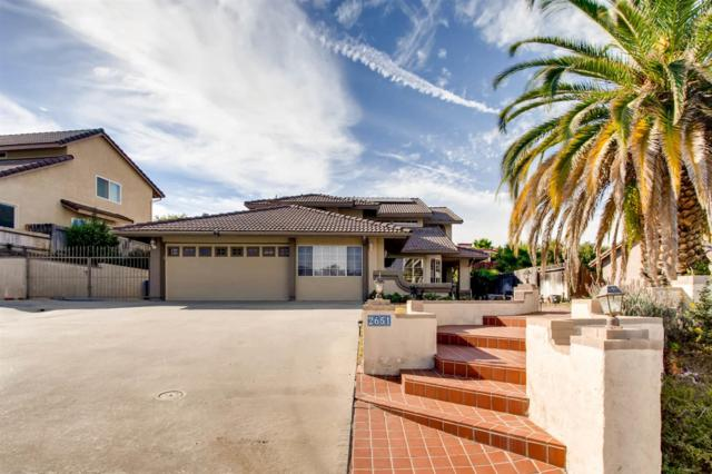 2651 Wind River Rd., El Cajon, CA 92019 (#170059052) :: Teles Properties - Ruth Pugh Group