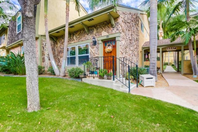 4847 Williamsburg Lane #151, La Mesa, CA 91942 (#170059096) :: Teles Properties - Ruth Pugh Group