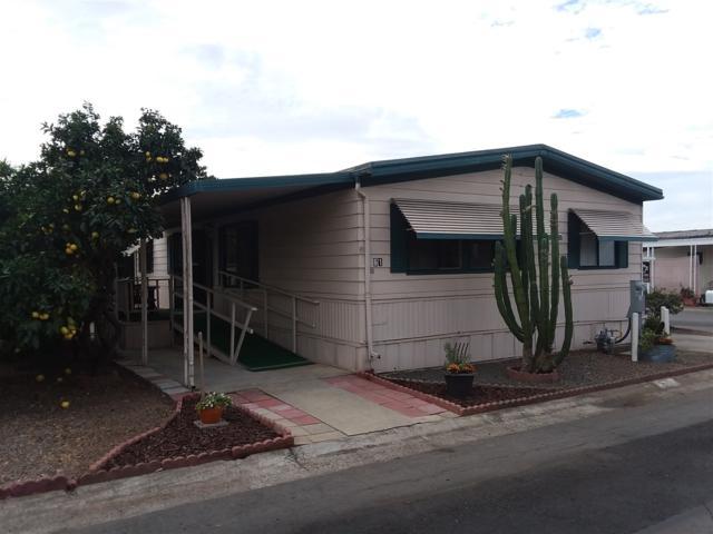 1010 E Bobier #61, Vista, CA 92084 (#170059122) :: Coldwell Banker Residential Brokerage