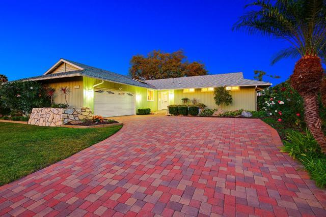 1051 La Reina Drive, San Marcos, CA 92078 (#170059131) :: Coldwell Banker Residential Brokerage