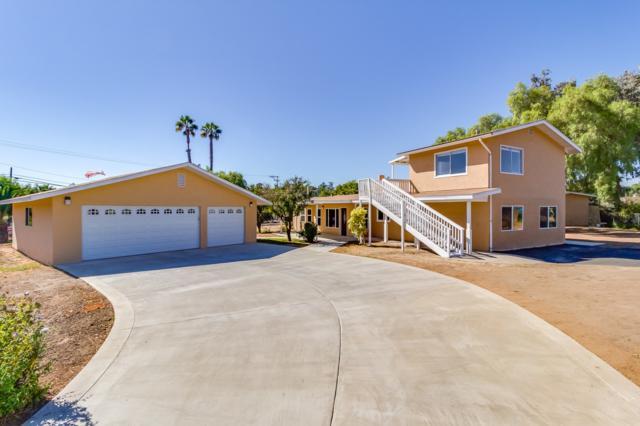 2250 Monte Vista Dr, Vista, CA 92084 (#170059165) :: Coldwell Banker Residential Brokerage
