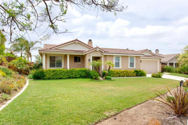 10631 Pinion Trail, Escondido, CA 92026 (#170059174) :: The Yarbrough Group