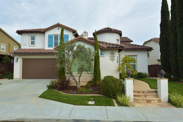 1749 Grain Mill Rd, San Marcos, CA 92078 (#170059184) :: Coldwell Banker Residential Brokerage