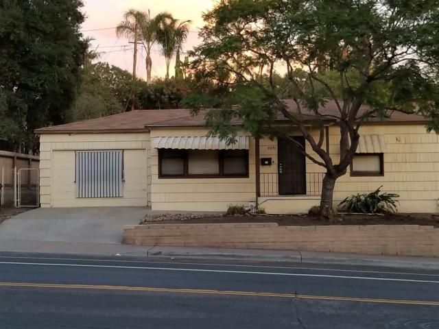 4241 70TH STREET, La Mesa, CA 91942 (#170059344) :: Carrington Real Estate Services