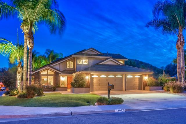 13895 Country Creek, Poway, CA 92064 (#170059351) :: Coldwell Banker Residential Brokerage