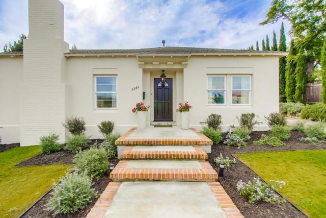 3345 Elliott Street, San Diego, CA 92106 (#170059362) :: Welcome to San Diego Real Estate
