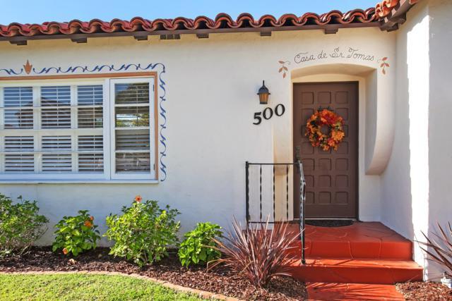 500 J Avenue, Coronado, CA 92118 (#170059444) :: The Yarbrough Group