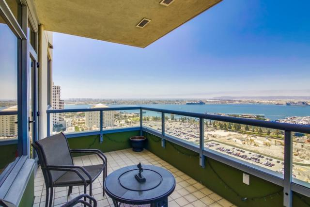 700 W E #2202, San Diego, CA 92101 (#170059512) :: The Yarbrough Group