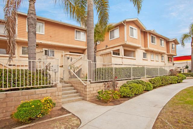 621 D St #112, Chula Vista, CA 91910 (#170059542) :: Carrington Real Estate Services