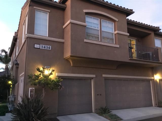 1434 Caminito Capistrano #1, Chula Vista, CA 91913 (#170059576) :: Carrington Real Estate Services