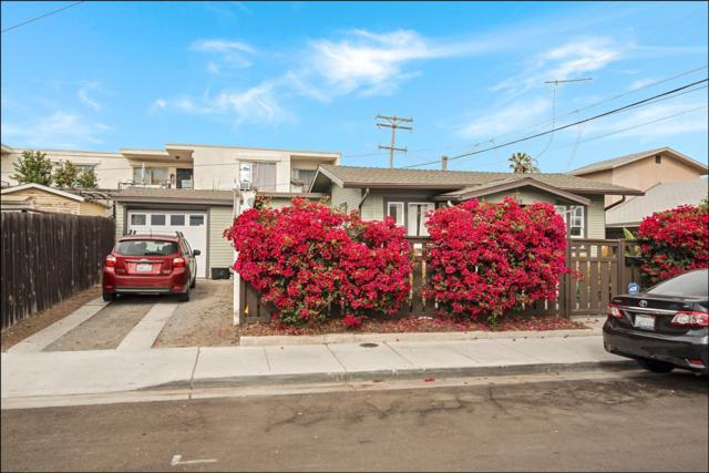 3668 Polk Ave, San Diego, CA 92104 (#170059612) :: Whissel Realty