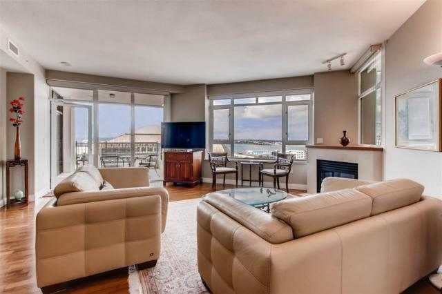 700 W Harbor Drive #1705, San Diego, CA 92101 (#170059673) :: Coldwell Banker Residential Brokerage