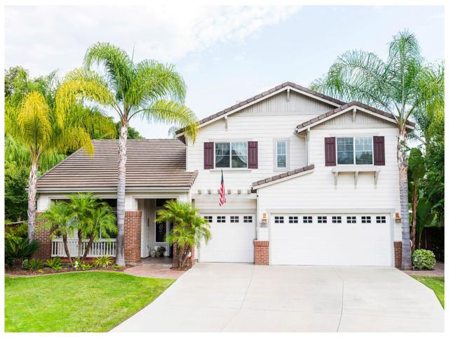 3337 Oak Forest Pl, Escondido, CA 92027 (#170059719) :: Hometown Realty