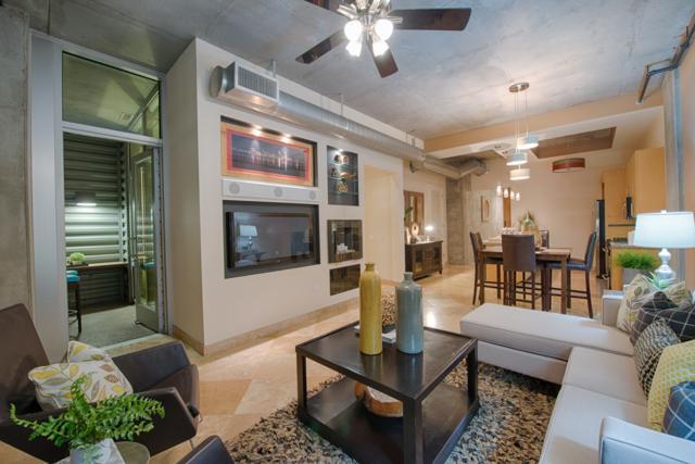 1025 Island #307, San Diego, CA 92101 (#170059727) :: Coldwell Banker Residential Brokerage