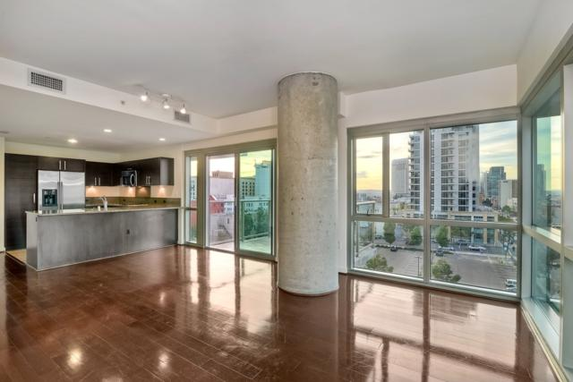 800 The Mark Ln #601, San Diego, CA 92101 (#170059744) :: Coldwell Banker Residential Brokerage