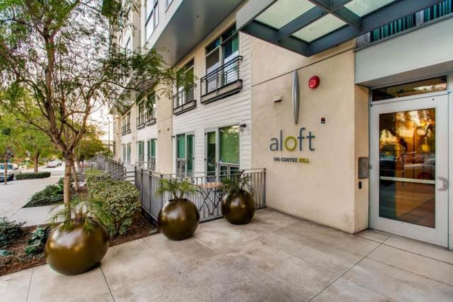 889 Date Street 312, San Diego, CA 92101 (#170059947) :: Whissel Realty