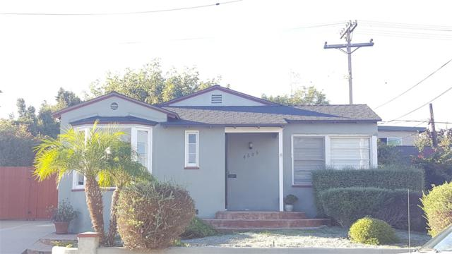 4605 Monroe Ave, San Diego, CA 92115 (#170060292) :: Ascent Real Estate, Inc.