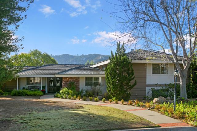13021 Via Del Toro, Poway, CA 92064 (#170060407) :: Coldwell Banker Residential Brokerage