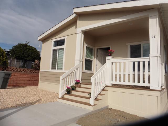 245 W Bobier Rd #12, Vista, CA 92083 (#170060455) :: Jacobo Realty Group