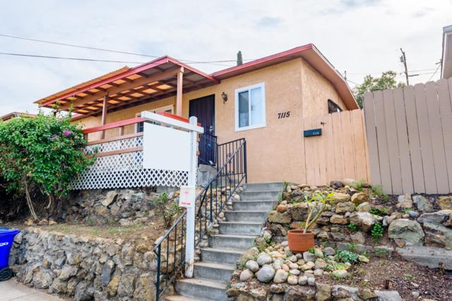 7115 Boulevard Dr., La Mesa, CA 91941 (#170060796) :: Neuman & Neuman Real Estate Inc.