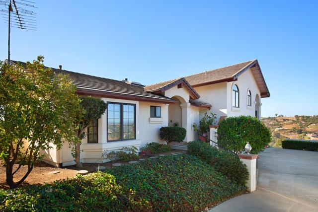 3075 Via Del Cielo, Fallbrook, CA 92028 (#170060851) :: Kim Meeker Realty Group