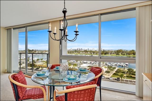 1770 Avenida Del Mundo #607, Coronado, CA 92118 (#170061254) :: Ascent Real Estate, Inc.