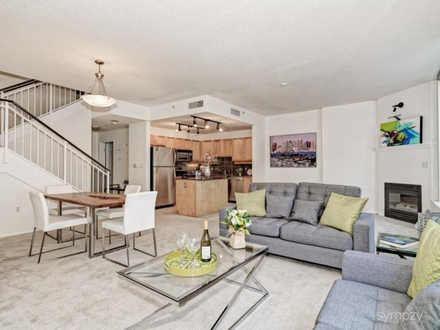1240 India St #105, San Diego, CA 92101 (#170061266) :: The Yarbrough Group