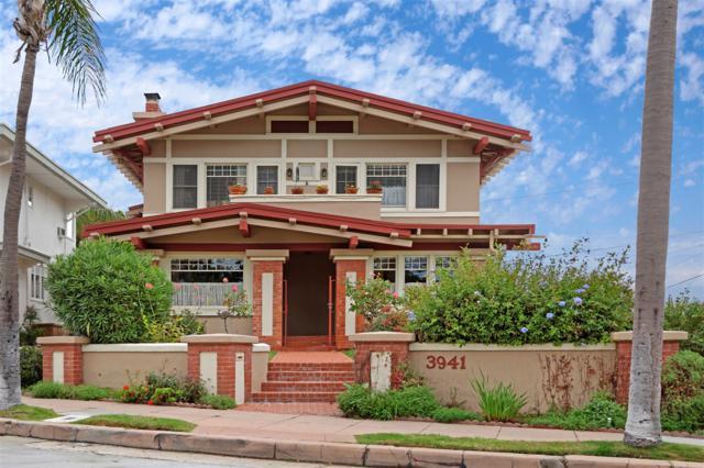 3941 Alameda Pl, San Diego, CA 92103 (#170061340) :: Beatriz Salgado