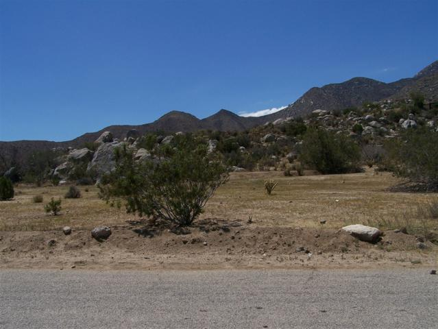 0 Surrey Trail #126, Julian, CA 92036 (#170061505) :: Keller Williams - Triolo Realty Group