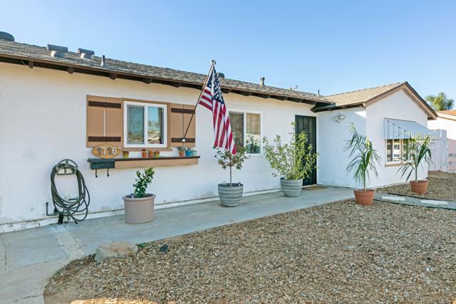 1716 Berrydale St, El Cajon, CA 92021 (#170061554) :: Douglas Elliman - Ruth Pugh Group