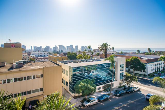 2400 5Th Ave #431, San Diego, CA 92101 (#170061570) :: Keller Williams - Triolo Realty Group