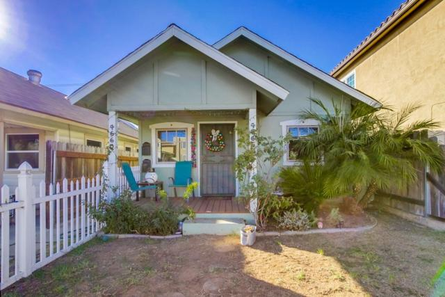 4660 Kansas St, San Diego, CA 92116 (#170061612) :: PacifiCal Realty Group
