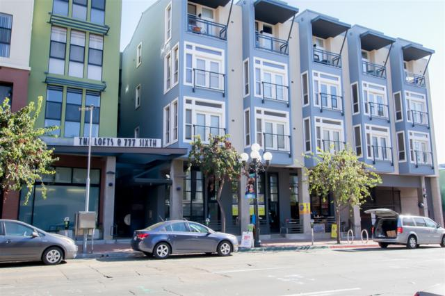777 6Th Ave #333, San Diego, CA 92101 (#170061778) :: Keller Williams - Triolo Realty Group
