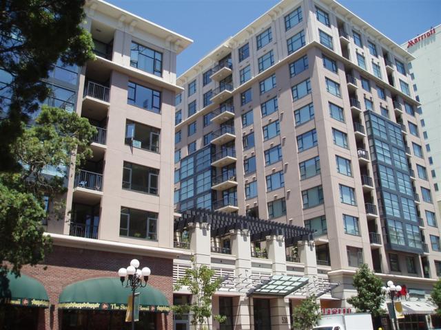 530 K #405, San Diego, CA 92101 (#170061821) :: Keller Williams - Triolo Realty Group