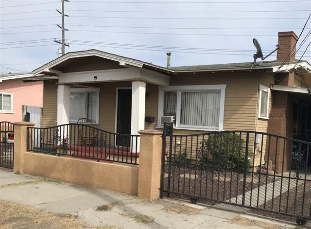 4335 Iowa St, San Diego, CA 92104 (#170061914) :: Neuman & Neuman Real Estate Inc.