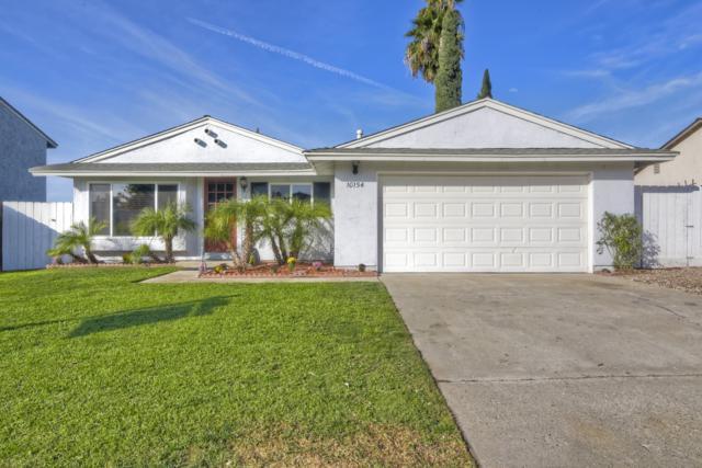 10154 Woodpark Dr., Santee, CA 92071 (#170061944) :: Douglas Elliman - Ruth Pugh Group