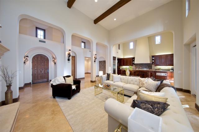 6941 Corte Spagna, Rancho Santa Fe, CA 92091 (#170062087) :: The Houston Team | Coastal Premier Properties