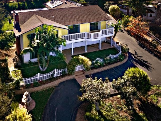1849 Chapulin Ln, Fallbrook, CA 92028 (#170062194) :: Allison James Estates and Homes