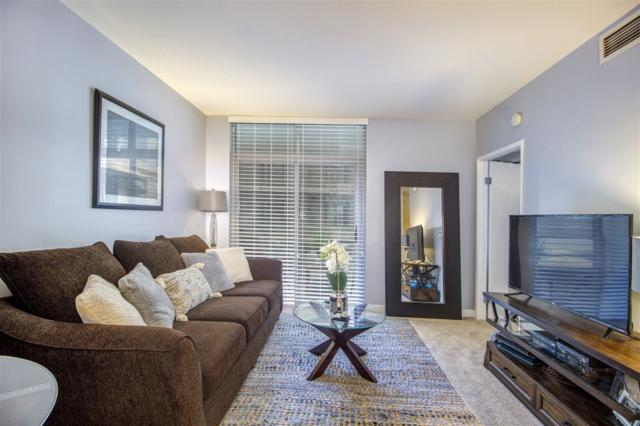 425 W Beech St #332, San Diego, CA 92101 (#170062239) :: The Yarbrough Group