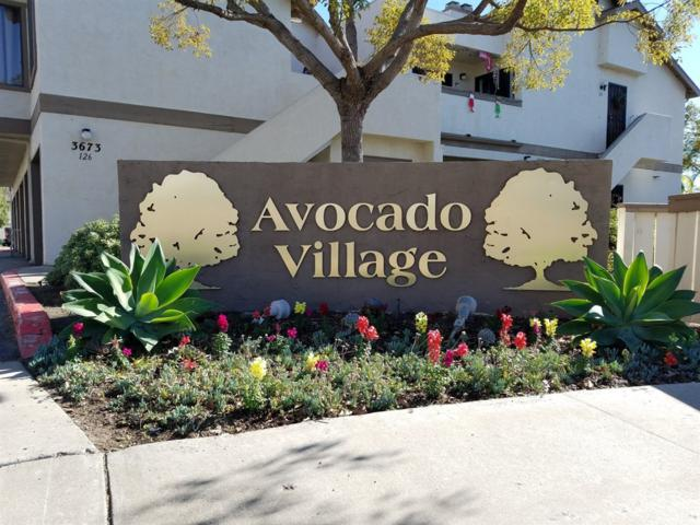 3641 Avocado Village Ct #145, La Mesa, CA 91941 (#170062378) :: Neuman & Neuman Real Estate Inc.
