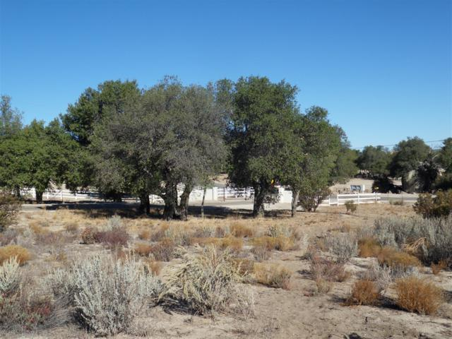 8.43 acres Opalocka #27, Boulevard, CA 91905 (#170062598) :: The Yarbrough Group