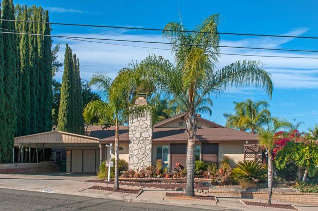 6426 Cowles Mountain Blvd, San Diego, CA 92119 (#170062680) :: PacifiCal Realty Group