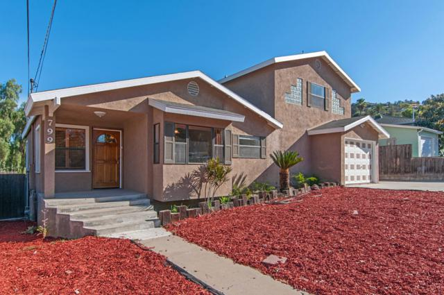 799 Washington Heights Rd, El Cajon, CA 92019 (#170062724) :: Neuman & Neuman Real Estate Inc.