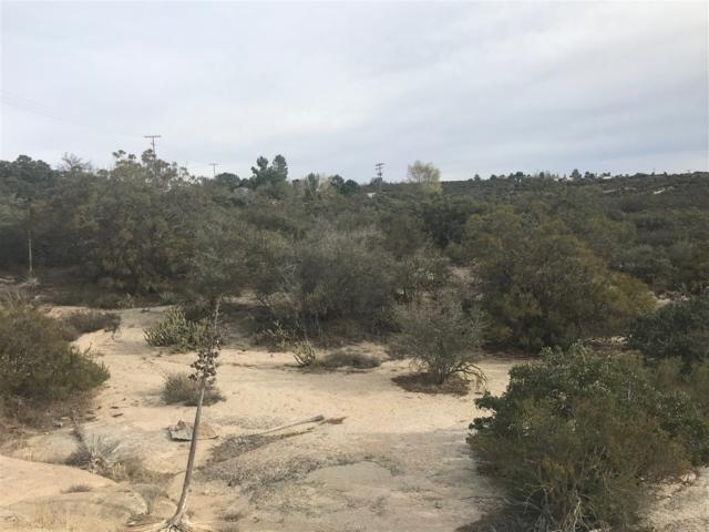 8 acres Jewel Valley Ct. #000, Boulevard, CA 91905 (#170062733) :: Impact Real Estate