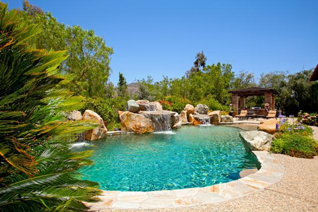 18462 Calle La Serra, Rancho Santa Fe, CA 92091 (#170062981) :: The Houston Team | Coastal Premier Properties